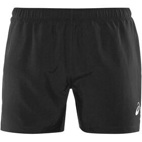 asics Silver - Pantalones cortos running Hombre - negro